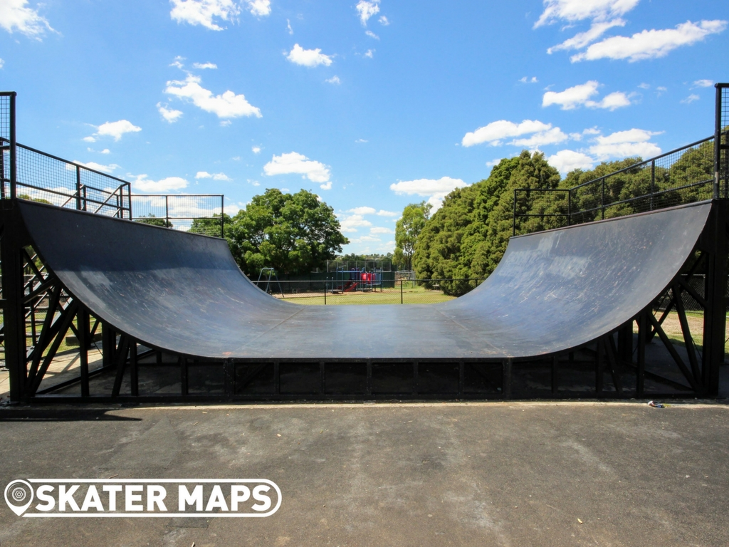 Strathmore Heights skatepark