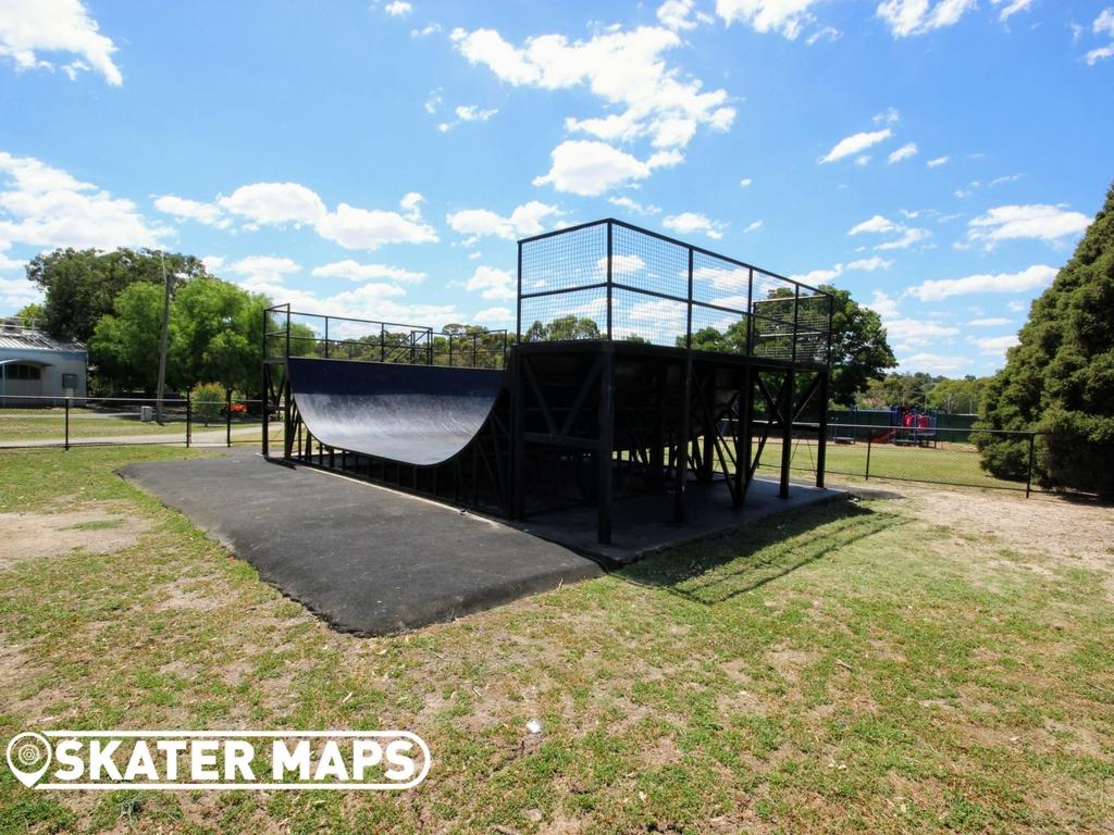 Strathmore Heights skatepark