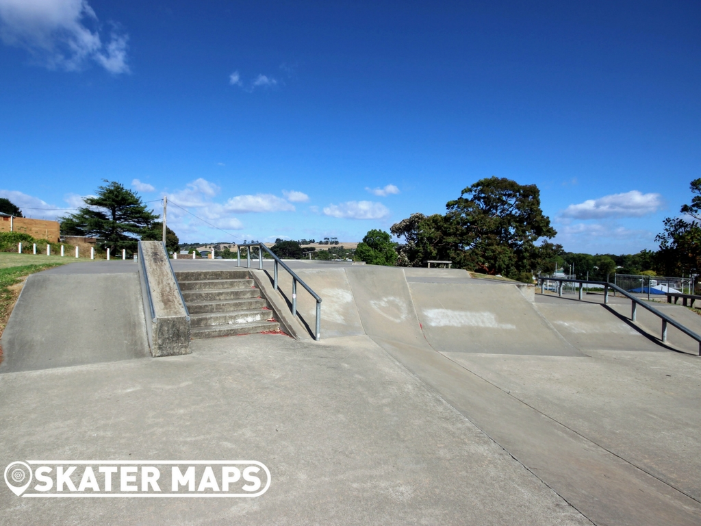 Camperdown Vic Skate Park, Camperdown Victoria Skatepark