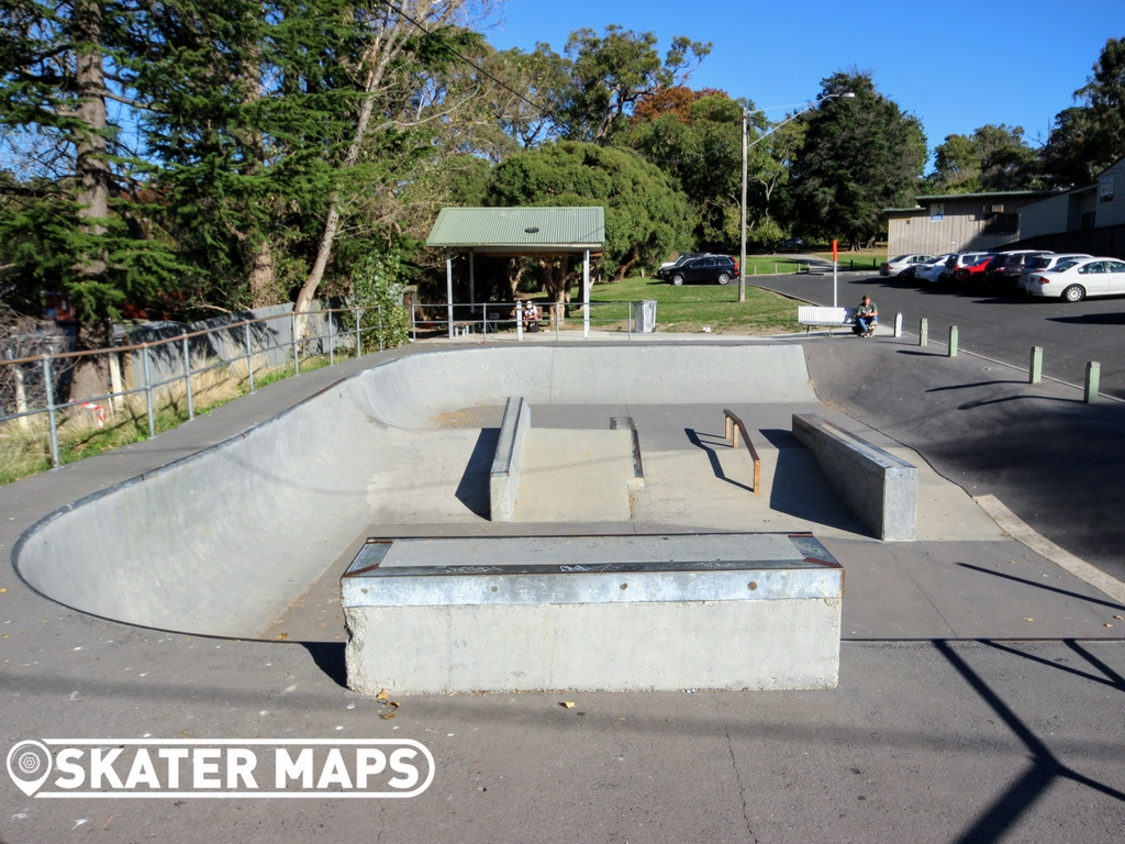 Skatepark Upwey, Melbourne Vic
