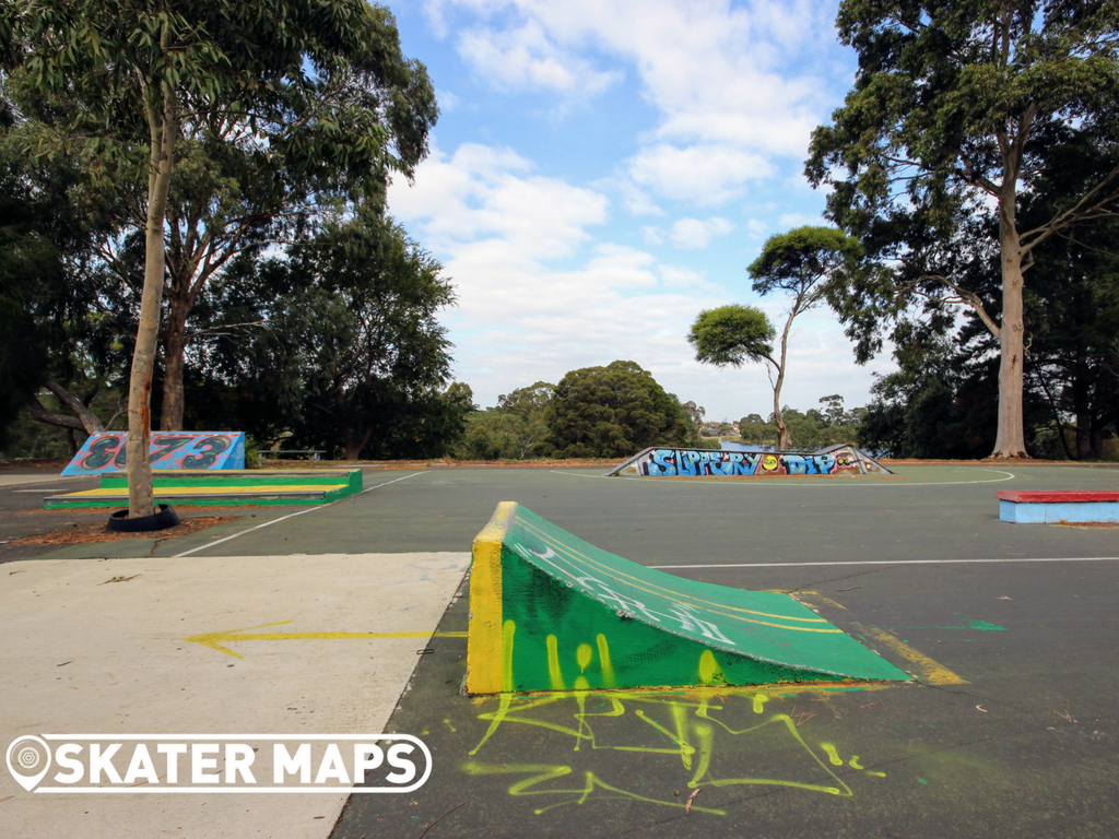 Reservoir Skatepark Melbourne Vic Australia