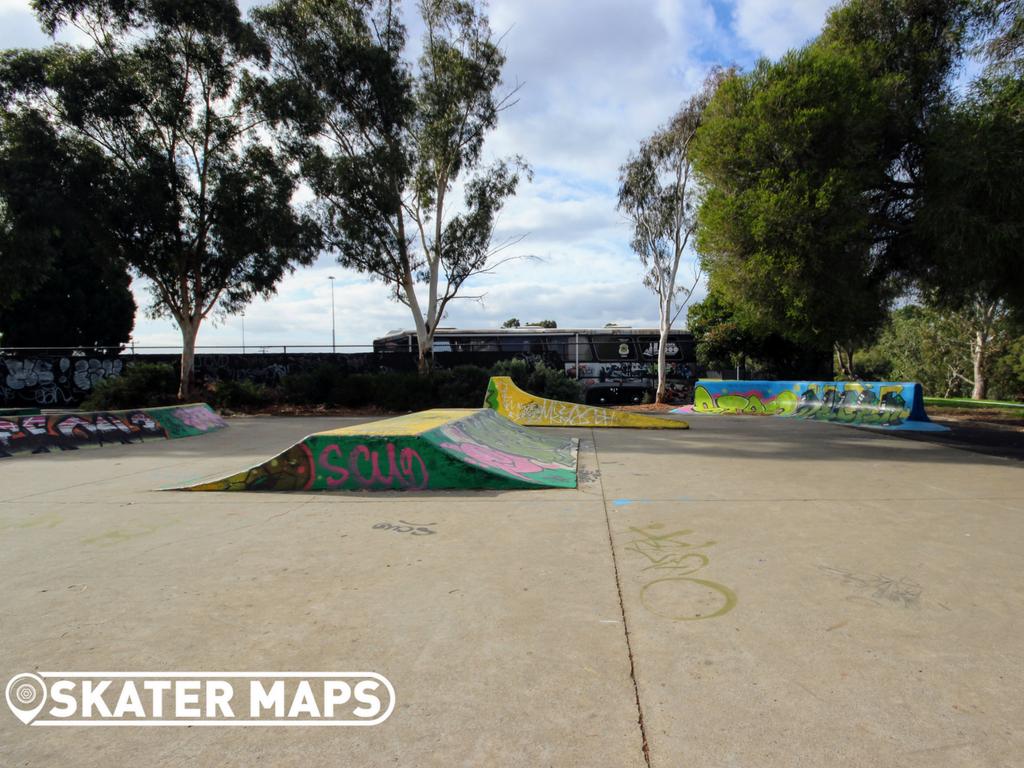 Reservoir Skatepark, Reservoir