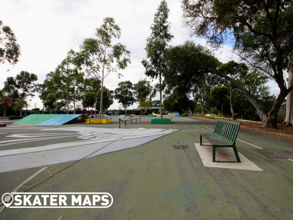 Reservoir Skatepark, Reservoir Melbourne Vic