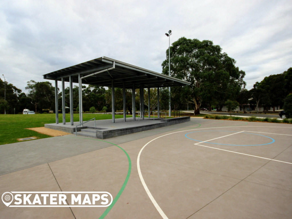Bayswater Ledges Skatepark