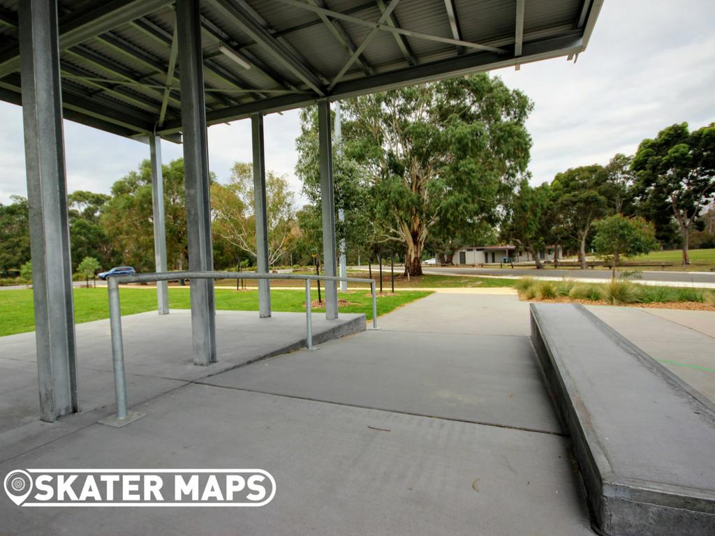 Bayswater, Melbourne Ledges Skatepark