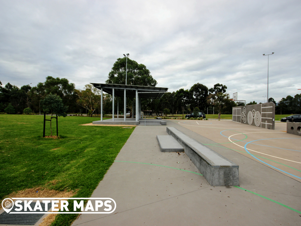 street skatepark bayswater