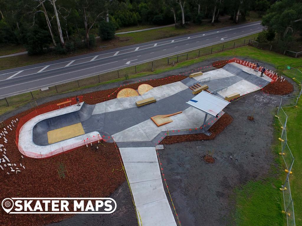 Beaconsfield Skatepark | East Melbourne