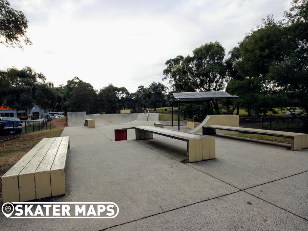 Skate Park Eltham