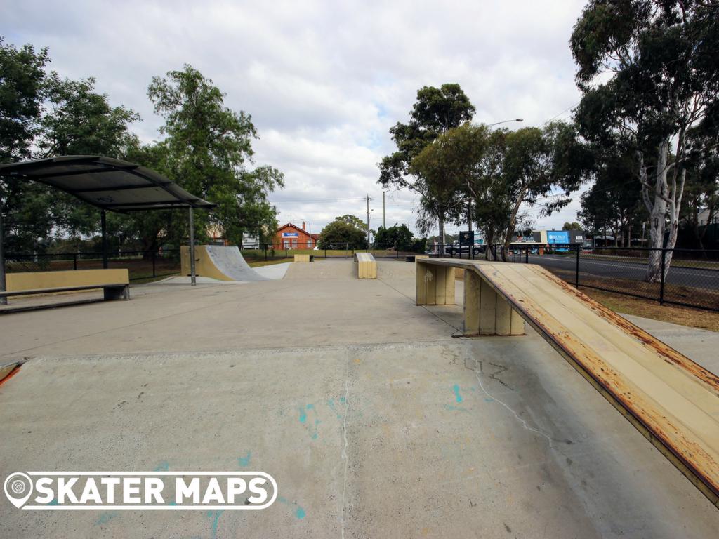Eltham Skatepark Melbourne Vic