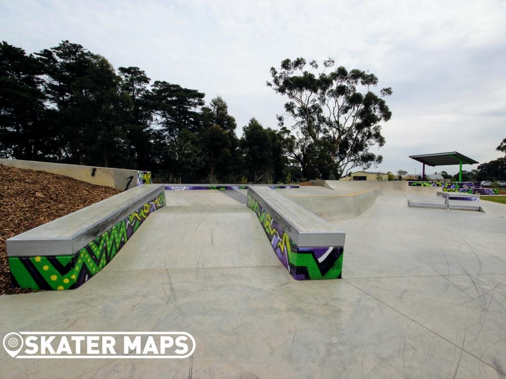 Glenroy Skate Park Melbourne