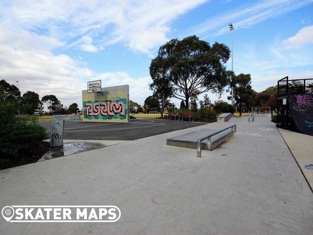 Reservoir Mini Skate Ramp