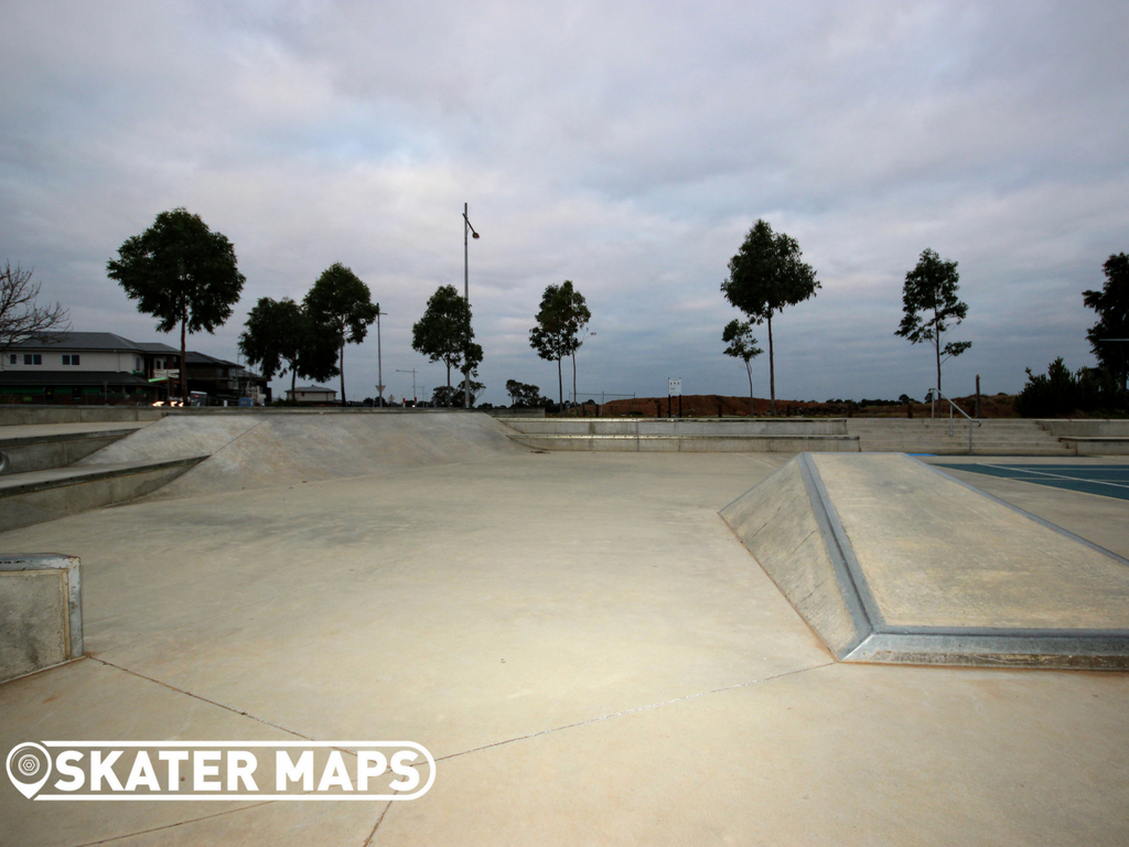 Riverwalk Skatepark Werribee