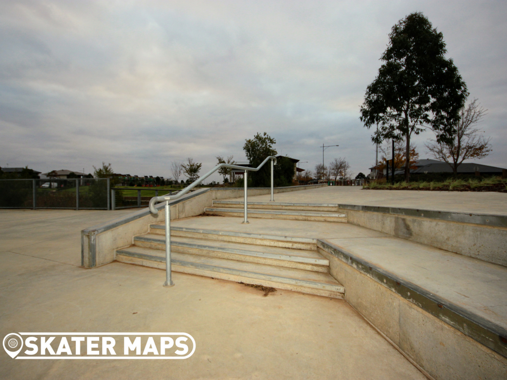 Riverwalk Skatepark Melbourne