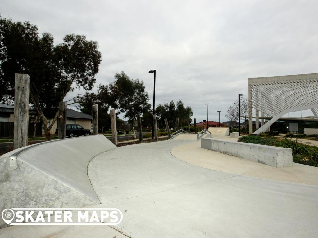 Tarneit Skatepark Melbourne Skate Parks