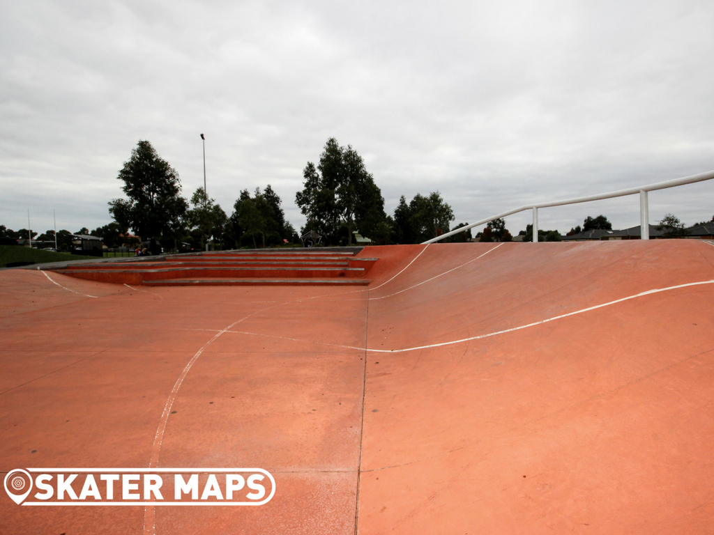 Truganina Skatepark Melbourne Skate Parks