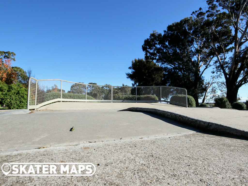 Cherry Lake Skatepark Altona Vic Beginners Scooter Park