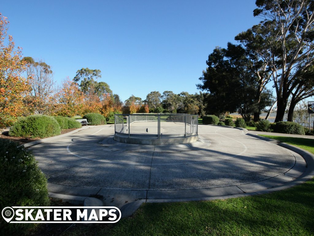 Cherry Lake Skatepark Altona
