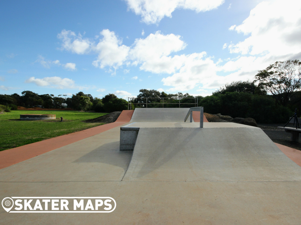 Connewarre Skatepark Geelong Vic Australia Skateboard Parks