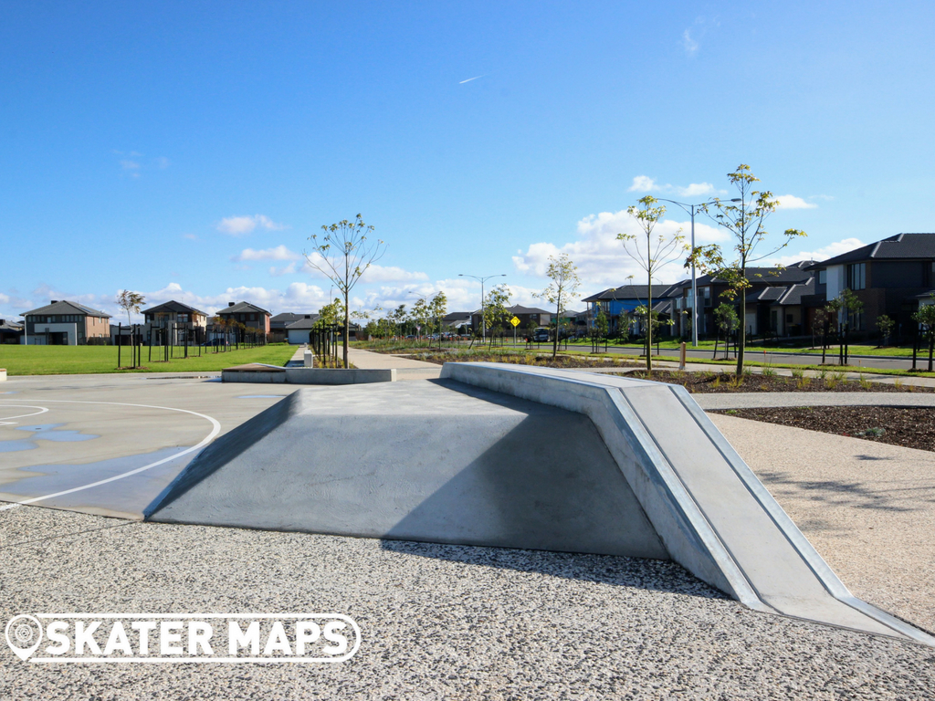 Point Cook Coast Skatepark Melbourne Vic Australia Skate Parks