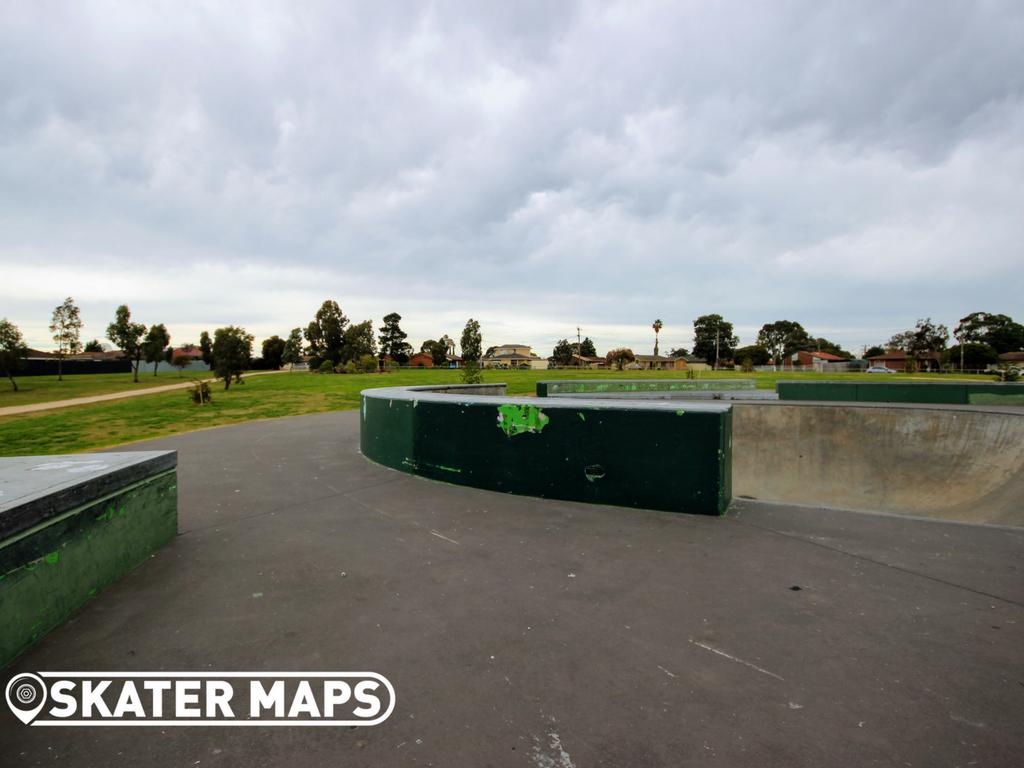 Meadow Heights Skatepark Bowl Melbourne