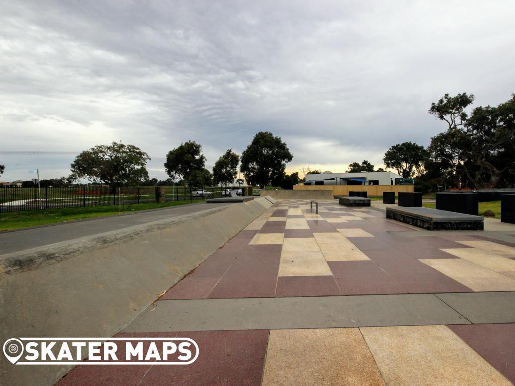 Roxburgh Skatepark Melbourne