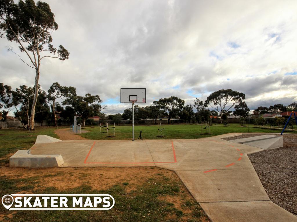 Eldan Park Skatepark Vic