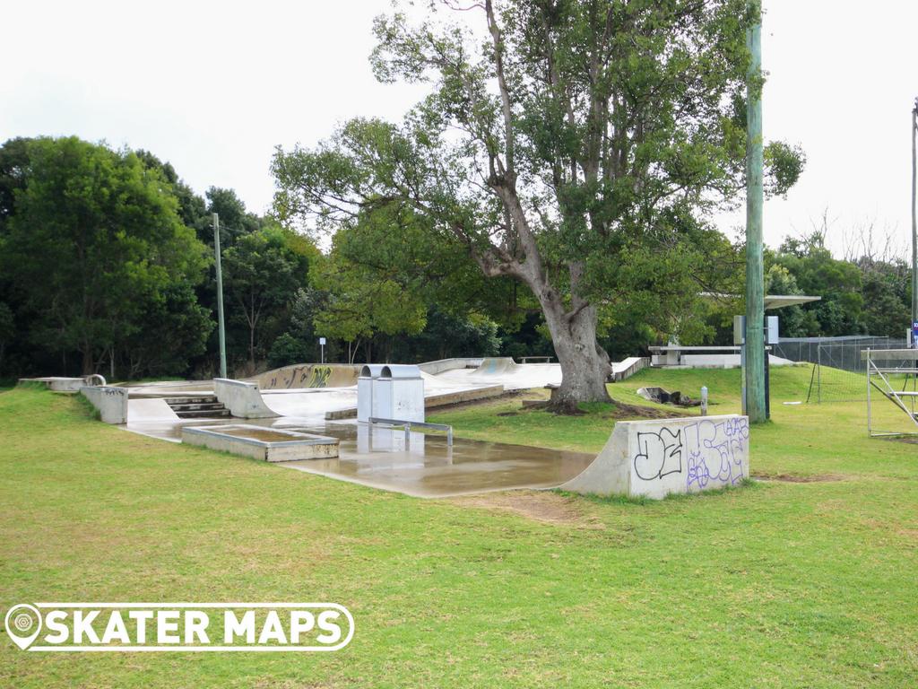Bangalow Skatepark NSW Australia Skateboard Parks