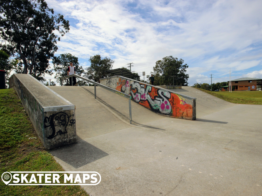 Brunswick Heads Skatepark NSW