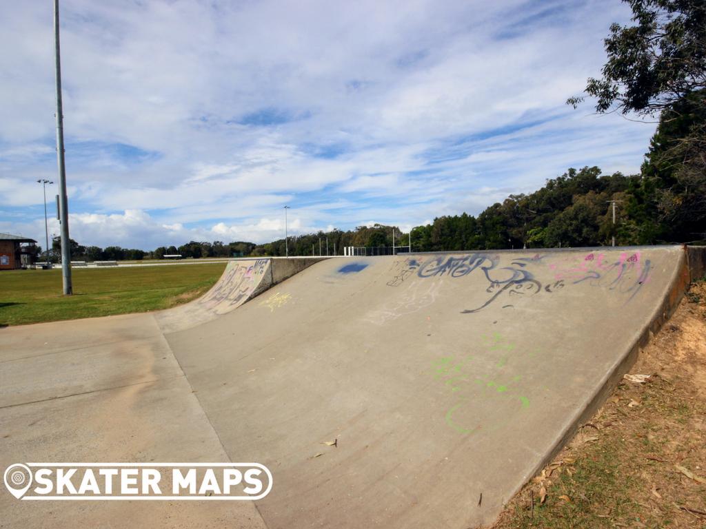 Brunswick Heads Skate Park NSW Skateparks