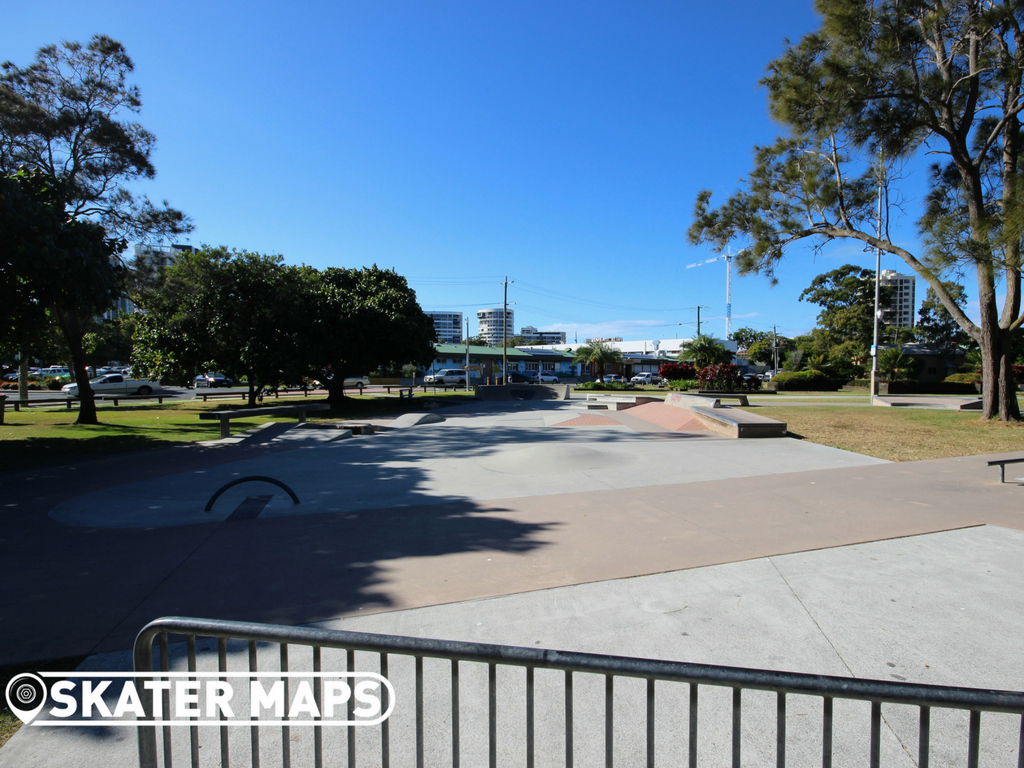 Coolangatta Skatepark Gold Coast QLD Aus