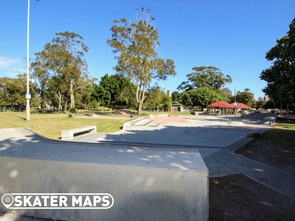 Coolangatta Skatepark Gold Coast Queensland