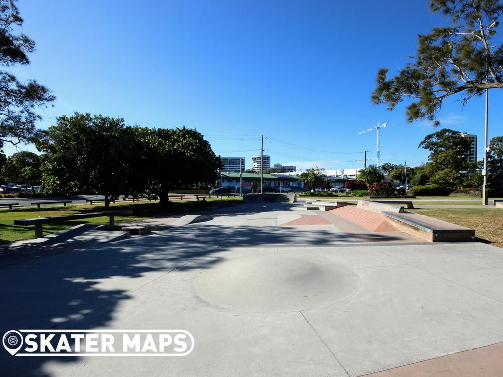 Coolangatta Skatepark Gold Coast QLD Aus