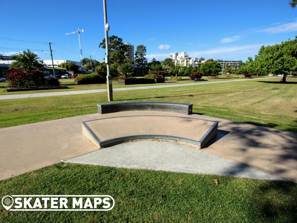 Coolangatta Skatepark QLD