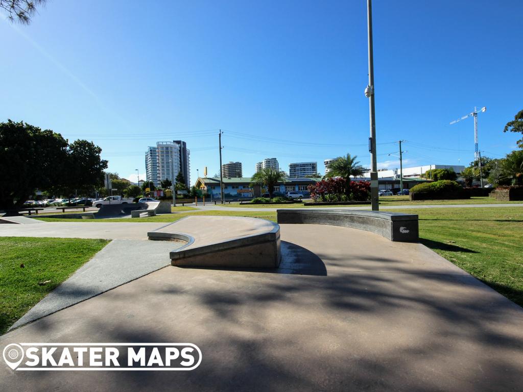 Coolangatta Skatepark QLD, Australia Skate Parks