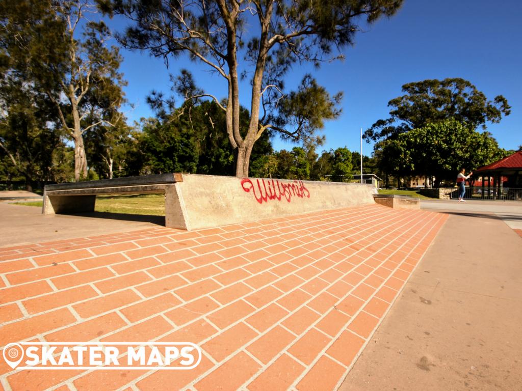 Coolangatta Skate Park Queensland Aus