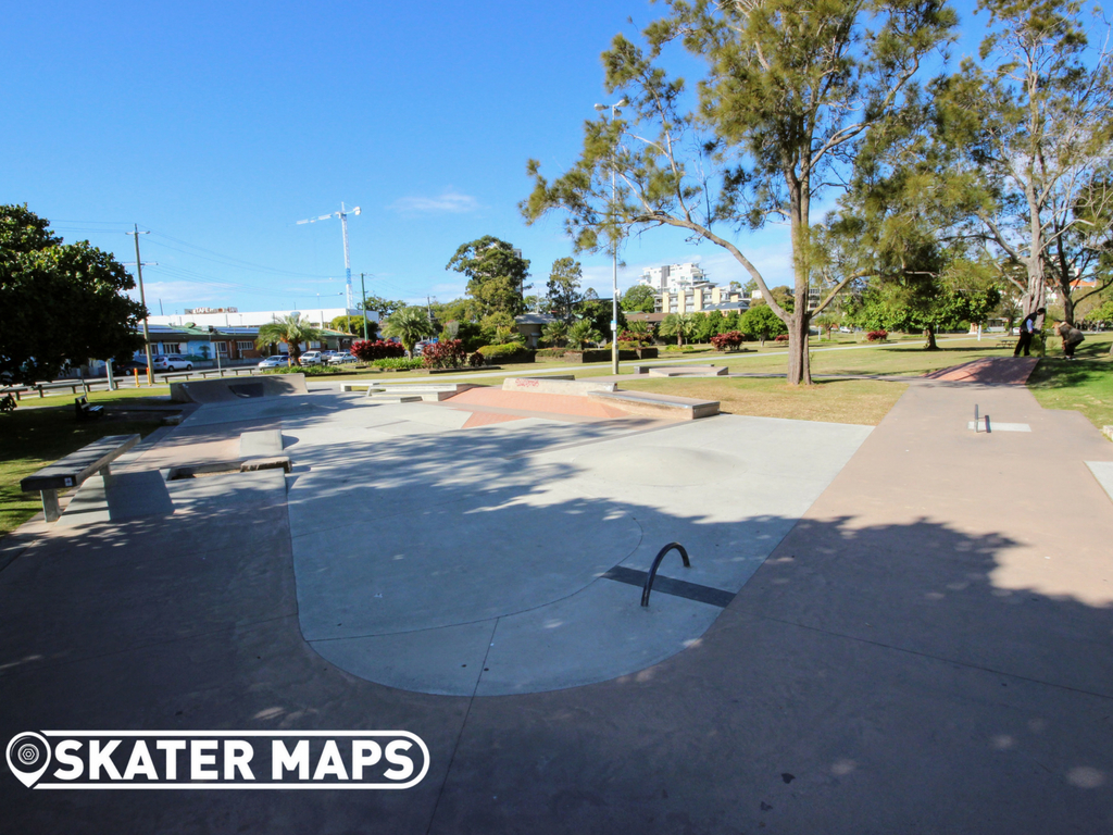 Coolangatta Skatepark GC QLD, Australia Skate Parks