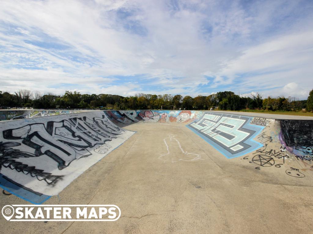 Mullumbimby Skatepark NSW