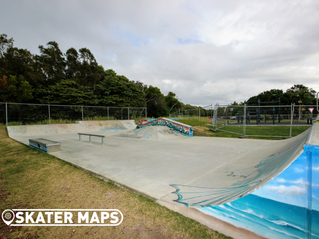 South Golden Beach Skatepark NSW Skate Parks Near Me