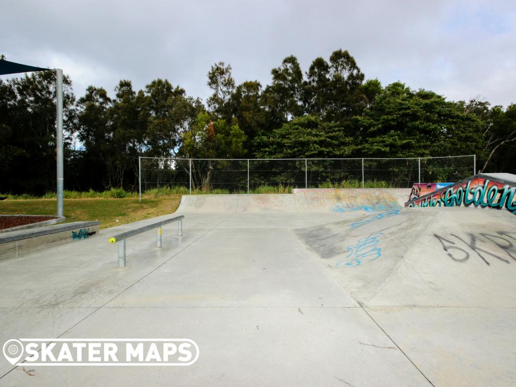 Ocean Shores Skatepark NSW1