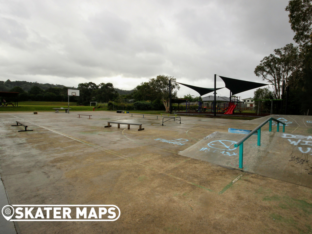 Suffolk Park Skatepark