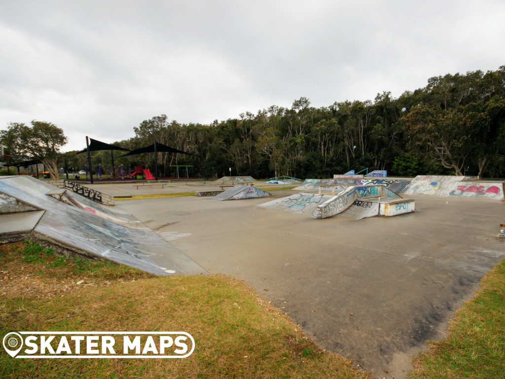 Suffolk Park Skate Park Byron Bay NSW