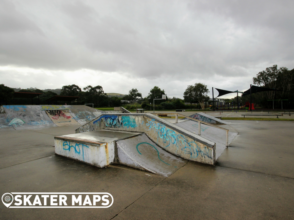Suffolk Park Skate Park Byron Bay NSW