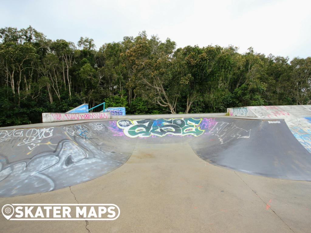 Suffolk Park Skatepark NSW