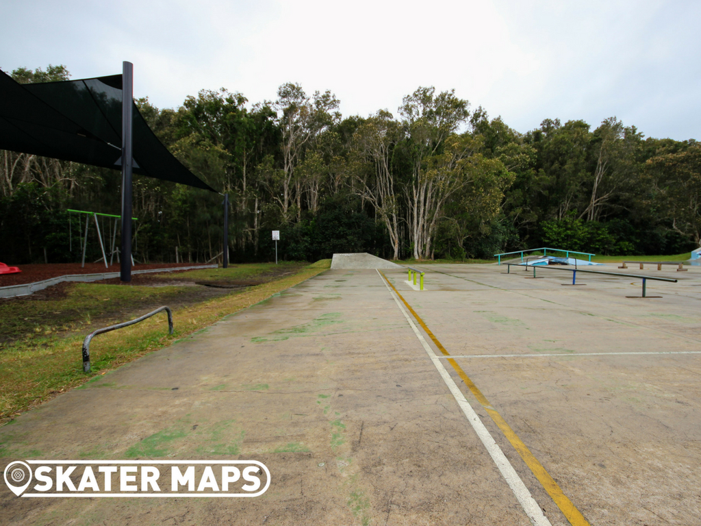 Suffolk Park Skatepark NSW