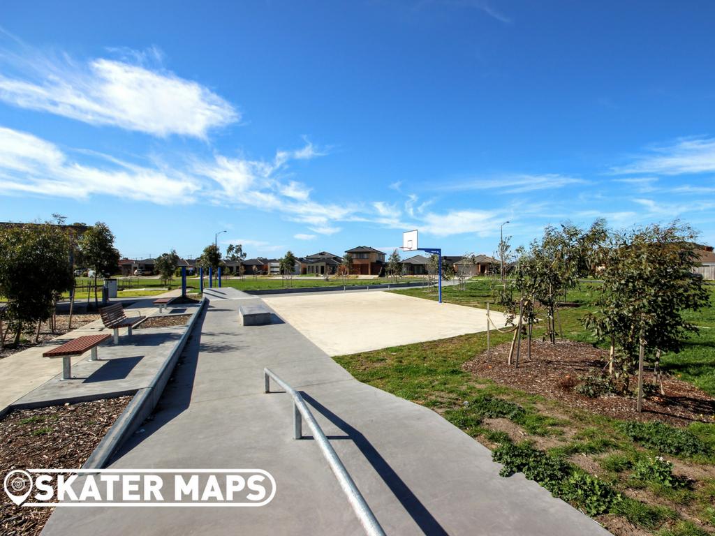Truganina Warm Up Skatepark