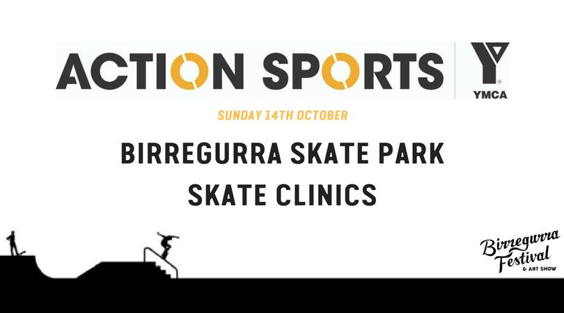 skateboardings clinic