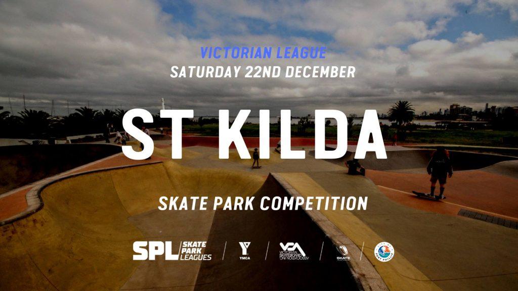st kilda skateboarding event
