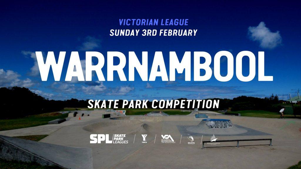 skate park comp