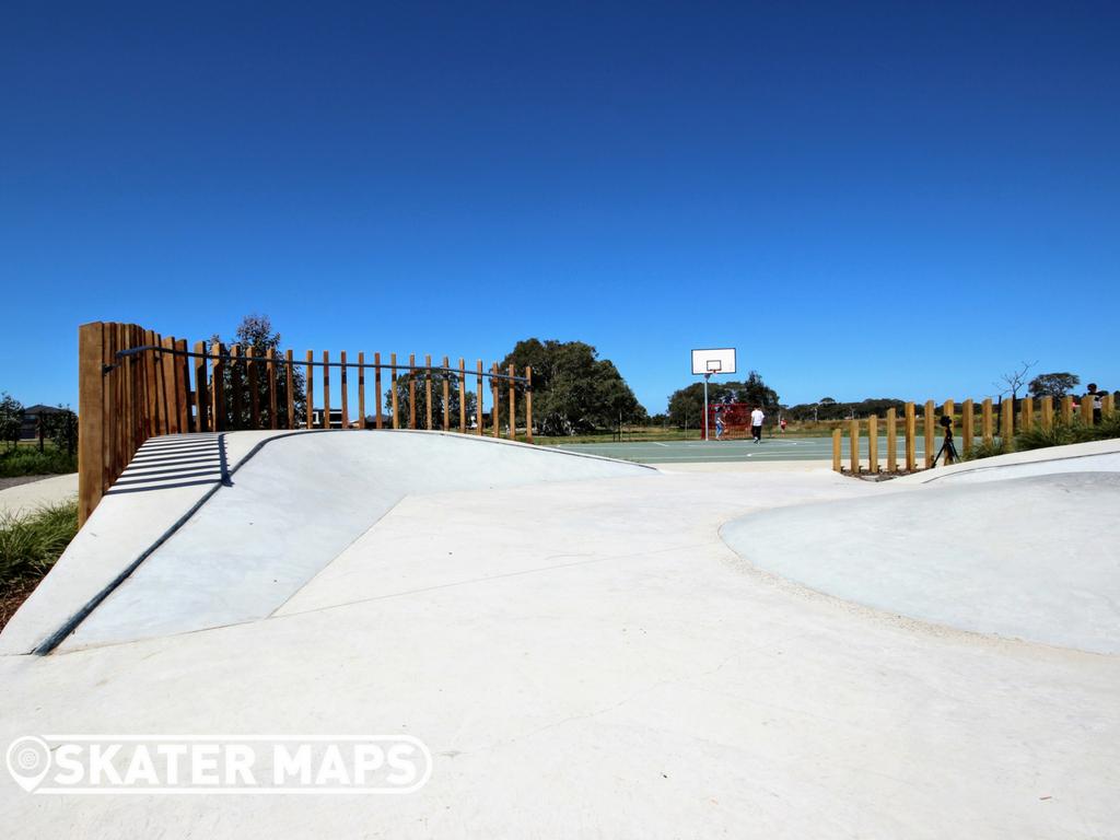 Geelong Skate Parks Armstrong Creek Skatepark