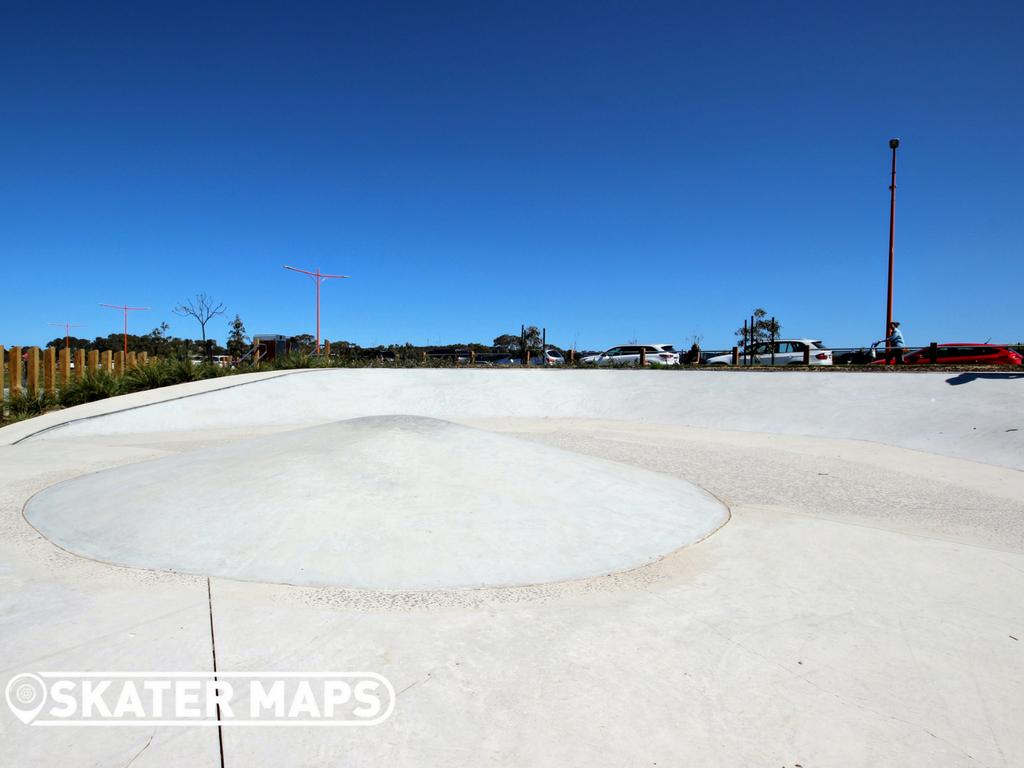 Armstrong Creek Skatepark Vic Geelong Skateparks